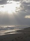 After the Storm - Frisco Pier Outer Banks NC by MotherNature