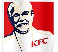 KFC Stalin Poster