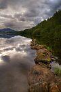 Loch Venachar by Chris Cherry