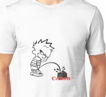 Canon Pee Unisex T-Shirt