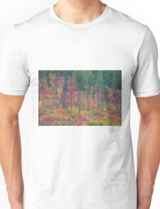 Fall in the Cascades Unisex T-Shirt