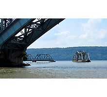 Gateway to Hudson River Photographic Print