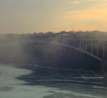 More Moodiness On A Cold Niagara Morning... by Cheeky-Chango