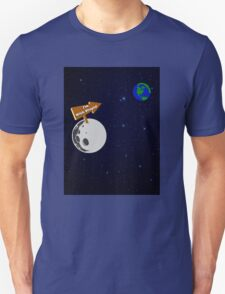 The Moon is with Stupid  T-Shirt