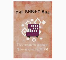Hitch A Ride on the Knight Bus! by Britney Beaty