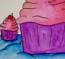 Cupcake Love by triciaanne