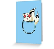 Pocket Kirara. Anime. Greeting Card