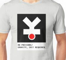 Nostromo Airlock Sign T-Shirt