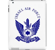 Israel Air Force Logo iPad Case/Skin