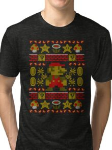Super Ugly Sweater Tri-blend T-Shirt