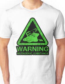 Sticker! The Danger of the Ooze Unisex T-Shirt