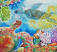 Turtle Territory by Deborah Younglao