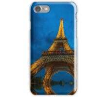 Eiffel iPhone Case/Skin