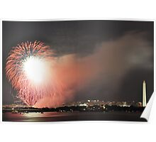 Independence Day - Washington, DC Poster
