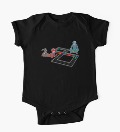 Tron Slot Light Cycles One Piece - Short Sleeve
