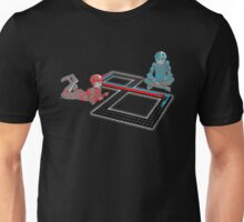 Tron Slot Light Cycles Unisex T-Shirt
