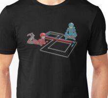 Tron Slot Light Cycles Unisex T-Shirt