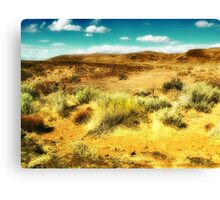 Wild West 2 Canvas Print