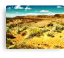 Wild West 2 Canvas Print