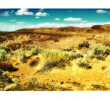 Wild West 2 Photographic Print
