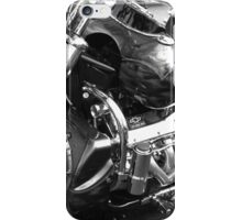 Biker's Run iPhone Case/Skin