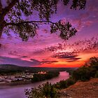 Taneycomo Sunrise by Herb Spickard