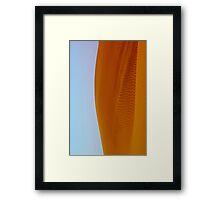 Sharjah Abstract Framed Print