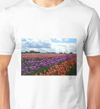 Tulips for Days Unisex T-Shirt