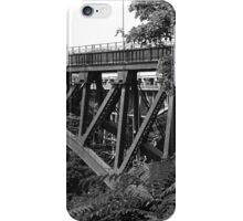 The Old Rusy Bridge iPhone Case/Skin