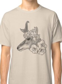 Beautifully Endangered - Pronghorn Classic T-Shirt