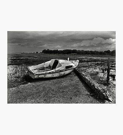Forgotten  Photographic Print