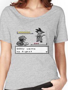 Crossover Pokemon - Dragonball Coloured balls Women's Relaxed Fit T-Shirt