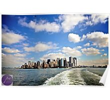 NYC by PSC Poster