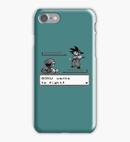 Crossover Pokemon - Dragonball iPhone Case/Skin