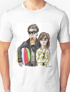 Tardis Holidays Unisex T-Shirt