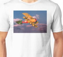 Time to fly home Unisex T-Shirt