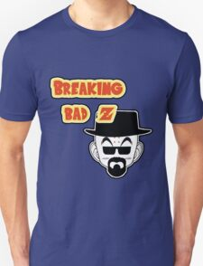 Crossover Breaking bad - Dragonball. Krillin T-Shirt
