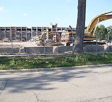 demolition by wormink