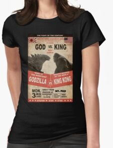 Godzilla vs King Kong T-Shirt