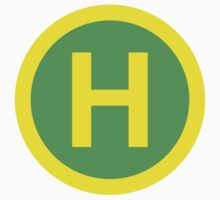 Helipad Sign Kids Clothes