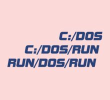 Run Dos Run Kids Clothes