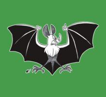 Inked Bat Kids Clothes