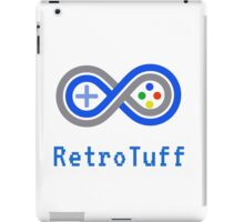 Retro Tuff iPad Case/Skin