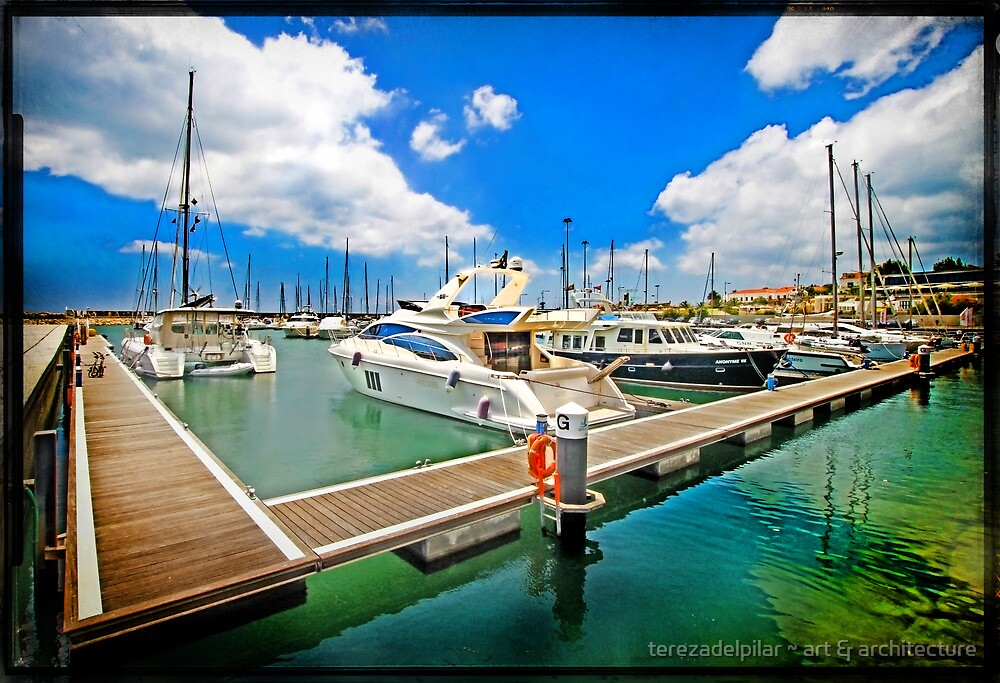 marina... by terezadelpilar~ art & architecture