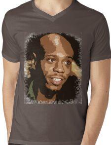 Dave Chappelle Mens V-Neck T-Shirt