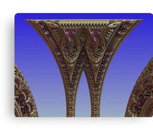 Gateway To Utopia Canvas Print