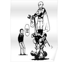 OPM - New Segway Poster