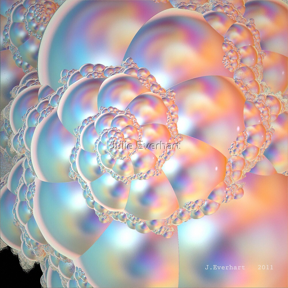 Beautiful Bubble by Julie Everhart