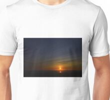 Ocean Shores Sunset Unisex T-Shirt