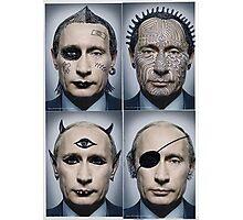 Putin Photographic Print